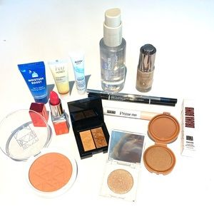 Bundle of makeup Girls night out color and shine